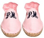 Light Rose Espadrilles