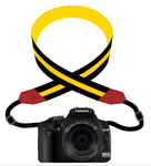 Yellow Camera Belt